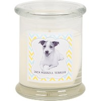 Aroma Paws Breed Candle Jar, 12-Ounce, Jack Russell Terrier by Aroma Paws