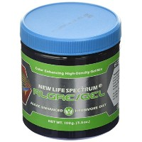 New Life Spectrum AlgaeGEL Mix Food for Pet, 100g by New Life Spectrum