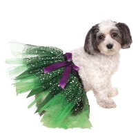 Rubie's Witch Tutu with Stars Pet Costume, Medium/Large by Rubie's Costume Co