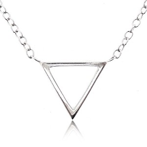 Sovats Women Triangle Necklace ソバッツウマン三角ネックレス