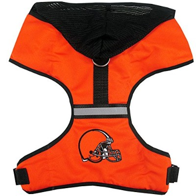 Cleveland Browns Pet Harness MD
