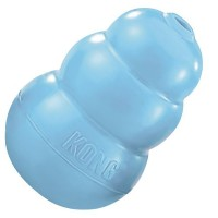 Kong KP1 Puppy Dog Toy, Large, Assorted Colors by Kong [並行輸入品]