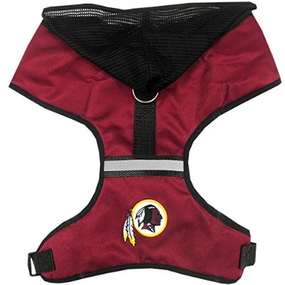 Washington Redskins Pet Harness LG