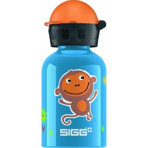 SIGG Farmyard Sheep Water Bottle 水筒 300ml モンキー