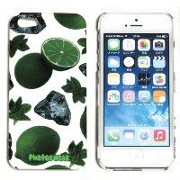 (ファッティー) Phatee I-PHONE SE/5/5S CASE ハード ケース カバー for iPhone SE/5/5s MOJITO