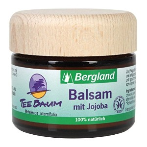 Bergland Balm 50 ml Tea Tree with Jojoba by Bergland