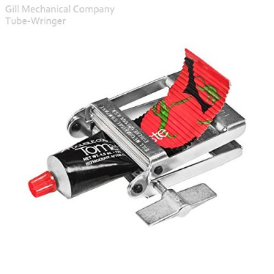 Heavy Duty All Metal Tube Wringer By Gill Manufacturing by Gill Manufacturing