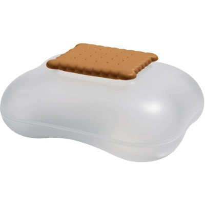 Mary Biscuit Box by Stefano Giovannoni Color: Ice