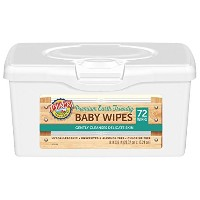 Earth's Best Chlorine-Free Wipes, Tub, 864 Count by Earth's Best