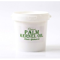 Mystic Moments | Palm Oil (Kernel) Organic Carrier Oil - 1Kg - 100% Pure