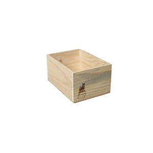 BOOK CONTAINER Natural HALF  ブックコンテナナチュラルハーフ
