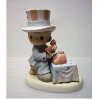 Precious Moments Let Freedom Ring 1999 Early Edition Retired 681059E by Precious Moments [並行輸入品]
