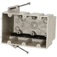 Allied Moulded3300-NK3 Gang Switch Box-3 GANG SWITCH BOX (並行輸入品)