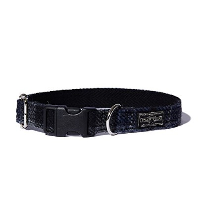 (ヘッド・ポーター)HEADPORTER LESSON DOG COLLAR (L) GREY