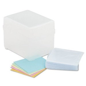 CD/DVD Storage Box, Holds 100 Disks (並行輸入品)