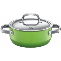 Silit 4 – 1 / 2-quart Low Casserole with Lid 570750-9102241717