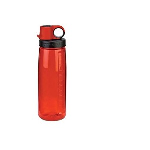 NALGENE Tritan OTG BPA-Free Water Bottle 24 Oz 水筒 680ml レッド