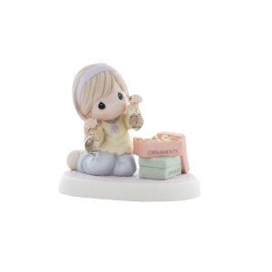 """Precious Moments """"Behold The Spirit Of Christmas In Your Hands"""" Figurine by Precious Moments [並行輸入品]"""