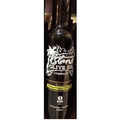 Island Olive Oil Company Leccino Ultra Premium Extra Virgin Olive Oil 200ml アイランドオリーブオイル エクストラヴァージンオ...