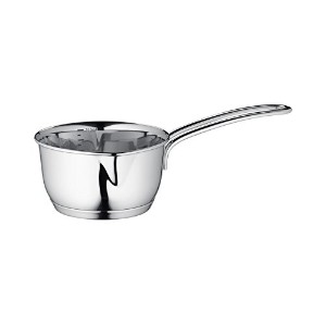Kuchenprofi 2370002812 Stainless Steel Saucepan with Clad Bottom, 16-Ounce by Kuchenprofi