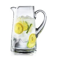 Crisa Impressions by Libbey 80 Ounce Clear Glass Pitcher by Libbey