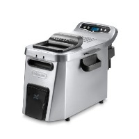 DeLonghi D34528DZ Dual Zone Deep Fryer by DeLonghi