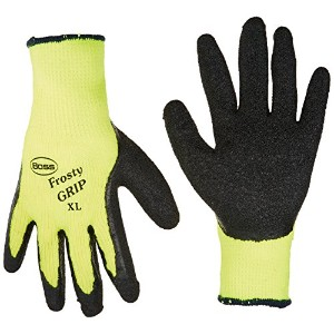 Boss 8439NX Extra Large Frosty Grip Gloves in Green