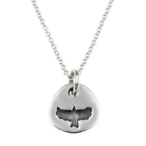 nadi 鷲 モチーフ シルバー ペンダント シルバー925 ネックレス SV925 Sterling Silver Native American Indian Inspired Eagle...