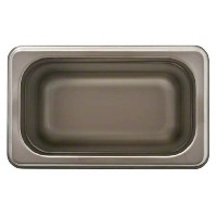 Update International (NJP-114) 4 Ninth-Size Anti-Jam Steam Table Pan by Update International