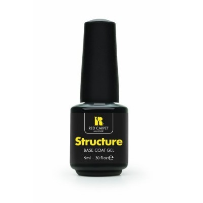 Red Carpet Manicure Structure Base Coat Gel, 0.30 Ounce by Red Carpet Manicure [並行輸入品]