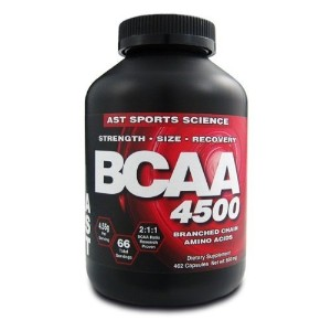 AST Sports Science - BCAA 4500 by AST Sports Science [並行輸入品]
