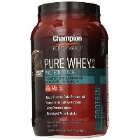Champion Nutrition Pure Whey Plus, Chocolate Brownie 2 Lb