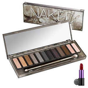 Urban Decay[並行輸入品] [海外直送品] Naked Smoky & Revolution High-Color Lipgloss (0.05 oz)