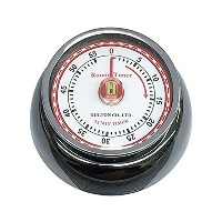 DULTON(ダルトン) キッチンタイマー ウィズ マグネット KITCHEN TIMER W/MAGNET NICKEL PLATED 100-189NCP