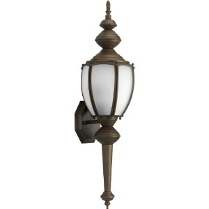 Progress Lighting P5772-20 GU24 Wall Lantern, 1-26-watt by Progress Lighting