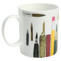 W2 (ダブルツー) EAMES MUG(PENS AND PENCILS) W2-EA32