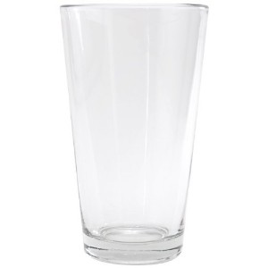 Anchor Hocking Pint Mixing Glass - Rim Tempered - 16 Oz, Set of 2 by Anchor Hocking