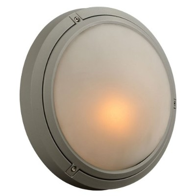 PLC Lighting 8037 SL Ricci I Collection 1 Light Outdoor Fixture by PLC Lighting