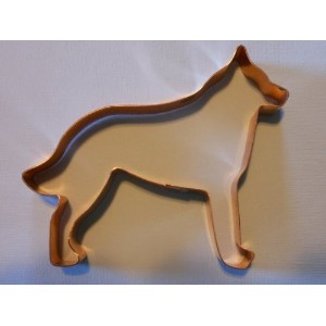 Belgian Malinois Cookie Cutter by The Fussy Pup Dog Collection