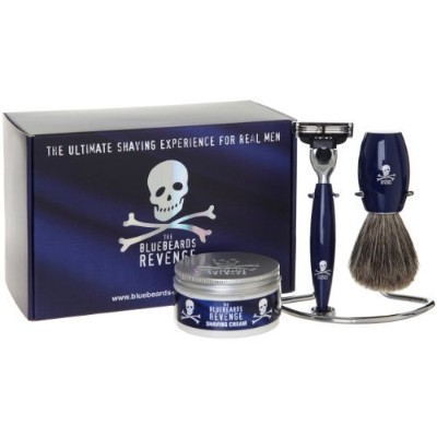The Bluebeards Revenge Privateer Collection Mach 3 Gift Set by The Bluebeards Revenge [並行輸入品]