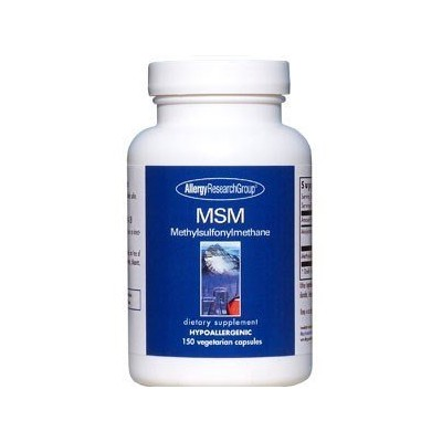 Allergy Research Group MSM 500mg 150c by Allergy Research Group
