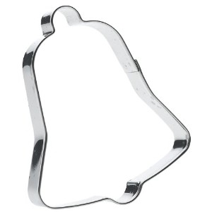 SVEICO 939425-1 Bell Shaped Cookie Cutter, 11cm by Sveico