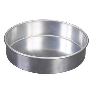 Nordic Ware Naturals Round Cake Pan, 8-Inch by Nordic Ware