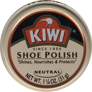 Kiwi Neutral Shoe Polish 30g (並行輸入品)