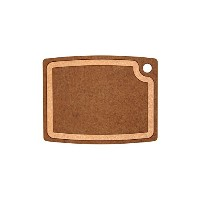 Epicurean Gourmet Series Cutting Board, 14.5-Inch by 11.25-Inch, Nutmeg/Natural by Epicurean