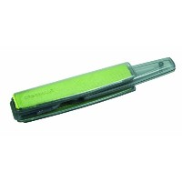 Casabella i clean 1 Count Microfiber Screen and Detail Cleaner, Green/Grey by Casabella [並行輸入品]