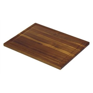 Mountain Woods 11.5 X 9 Acacia Wood Cutting Board w/ Juice Groove by Mountain Woods
