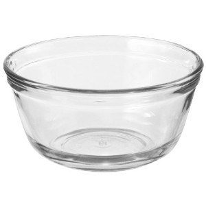 Anchor Hocking 4-Quart Mixing Bowl, Set of 2 by Anchor Hocking