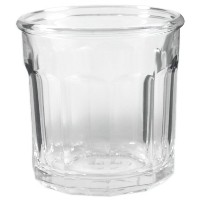 Luminarc 14 Ounce Double Old Fashioned Working Glass Tumbler, Set of 12 by Luminarc