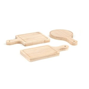 KIKKERLAND Mini Serving Trays set of 6 ミニサービングトレイ KPM18